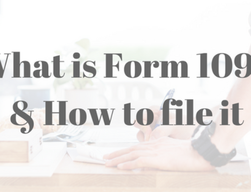 What is form 1099 for contractor & How to file it correctly